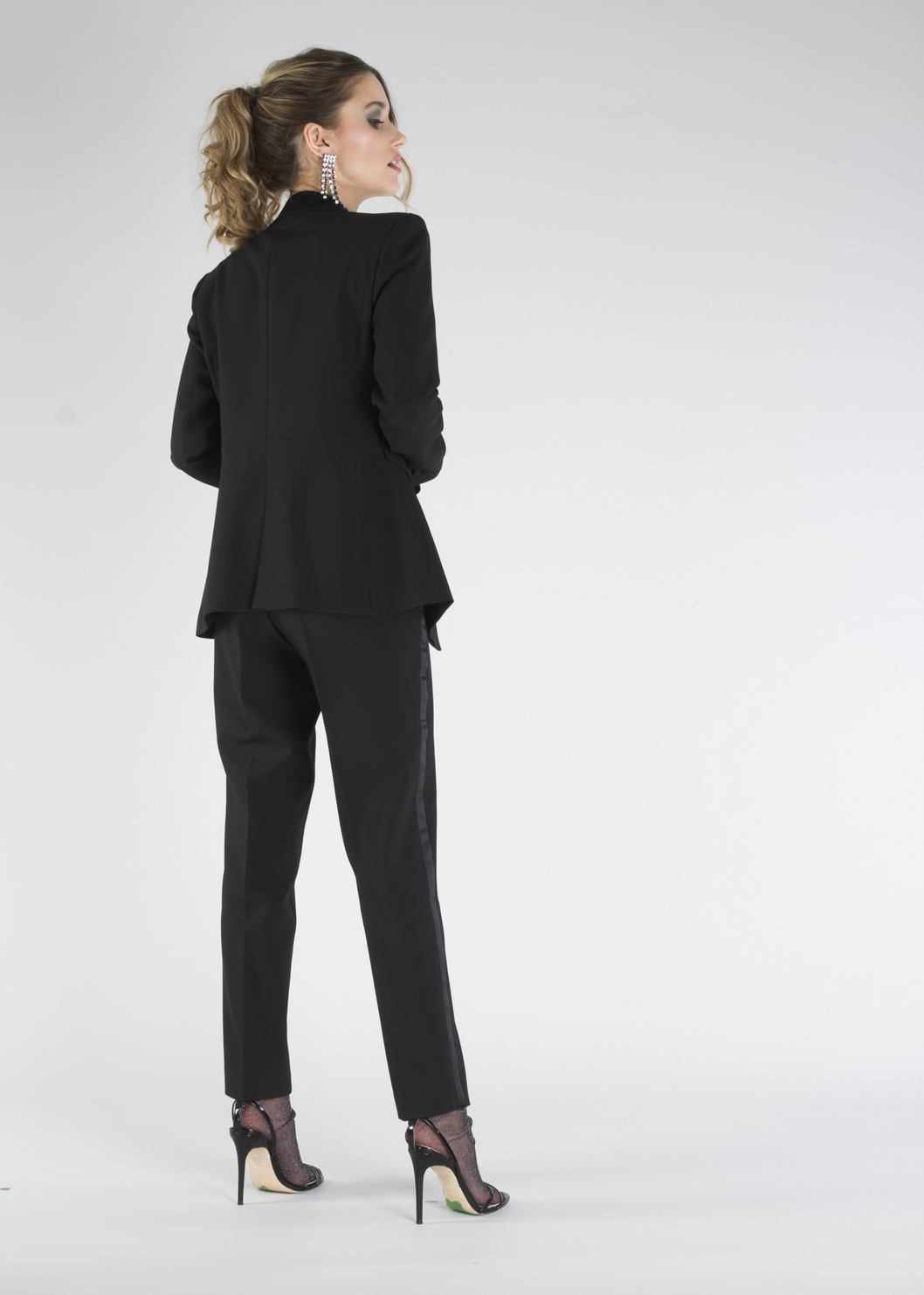 California Moonrise Tuxedo Pants