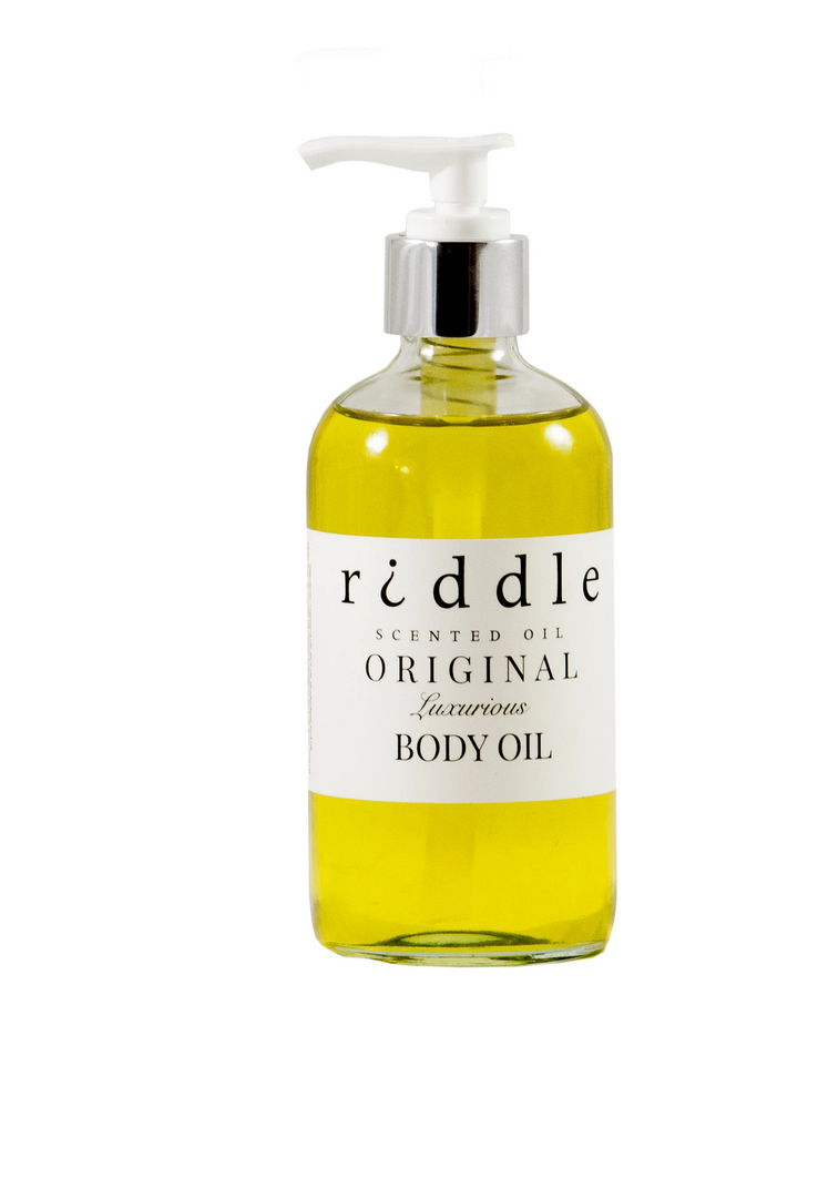 Riddle Original  Body Oil