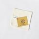 Moon Magic Raw Silk Washcloth