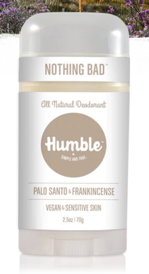 Humble Brands Sensative Skin Palo Santo & Frankincense