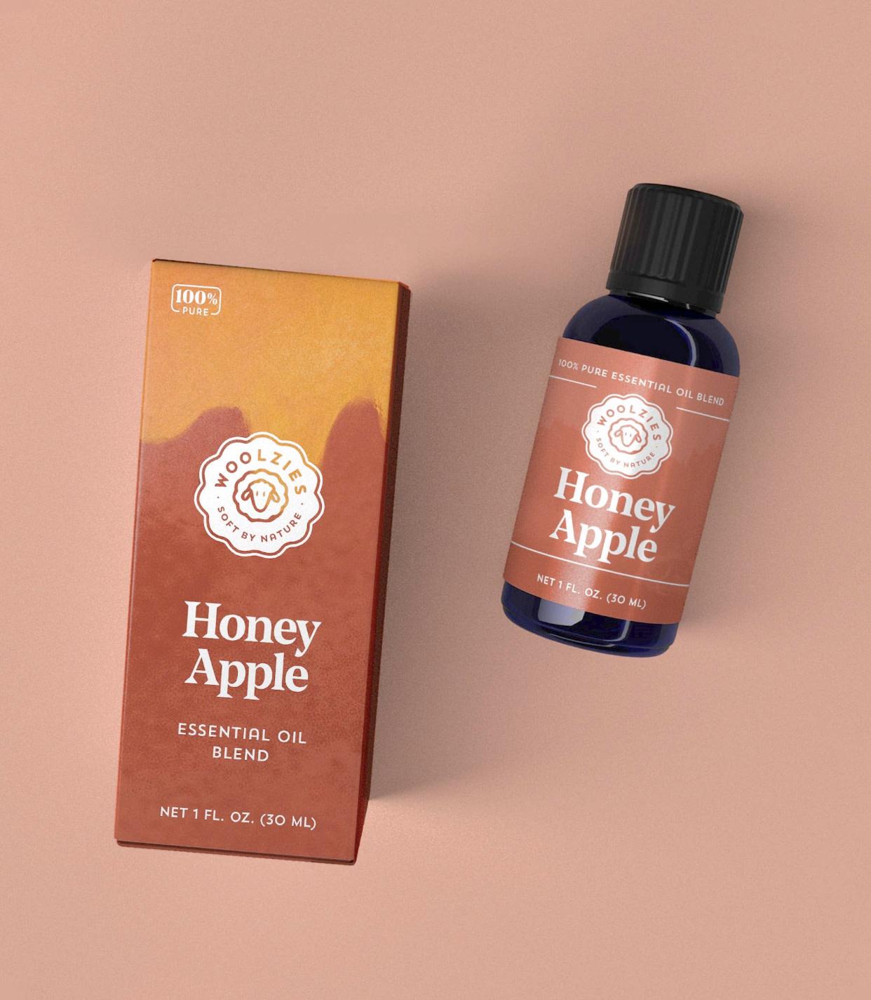 Woolzies Honey Crisp