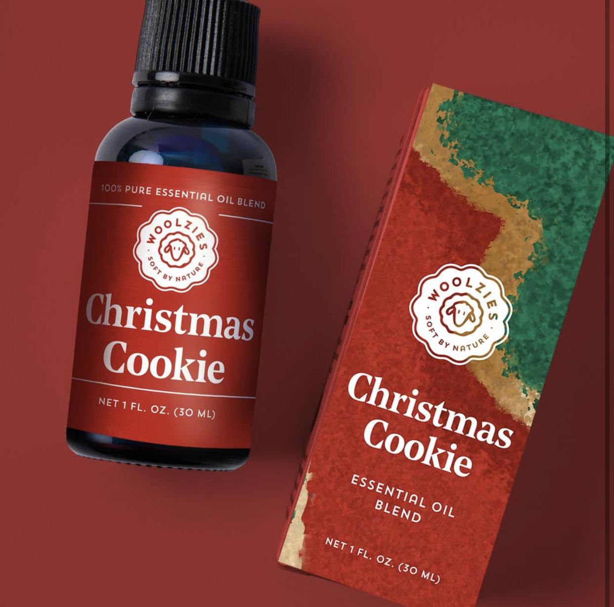 Woolzies Christmas Cookie