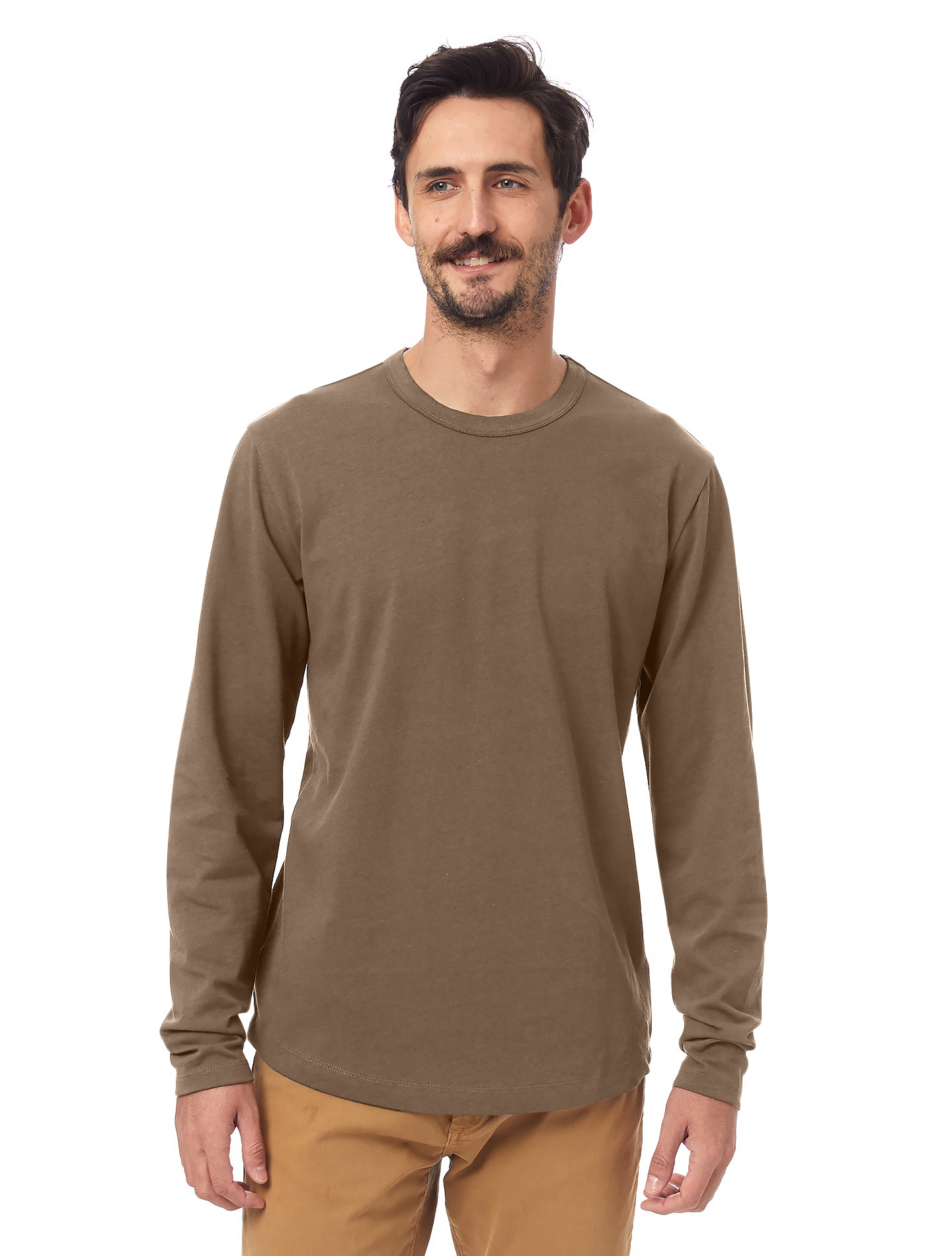 Alternative Hemp Blend Long Sleeve