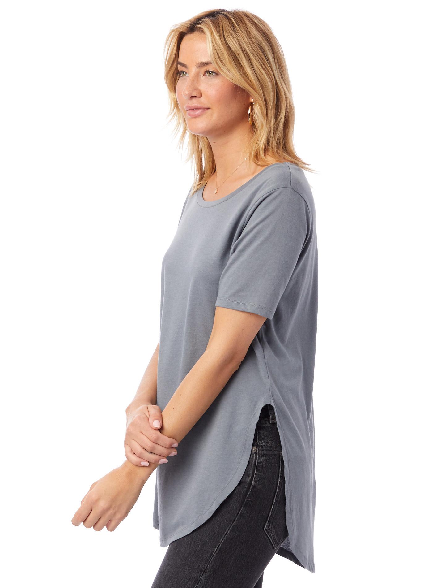 Alternative Organic Cotton Half Sleeve Tunic