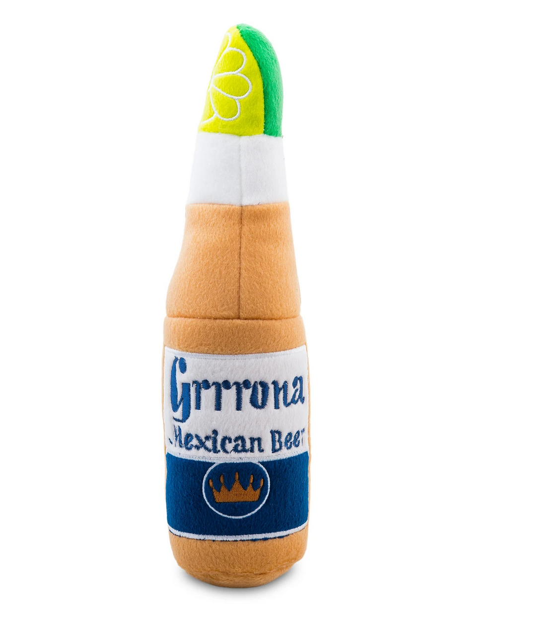 Haute Diggity Dog Grrrona Beer Bottle Toy