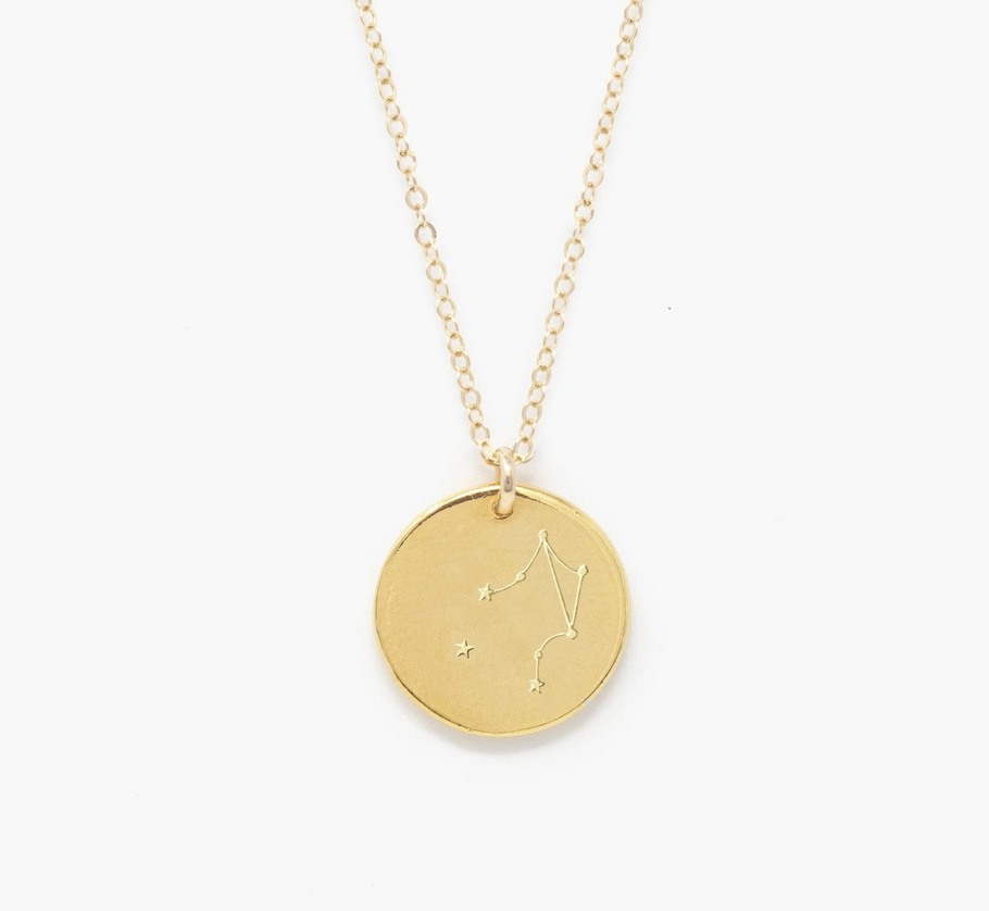Fashionable Astrology Constellation Necklace