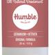Humble Brands Travel Size Geranium & Vetiver