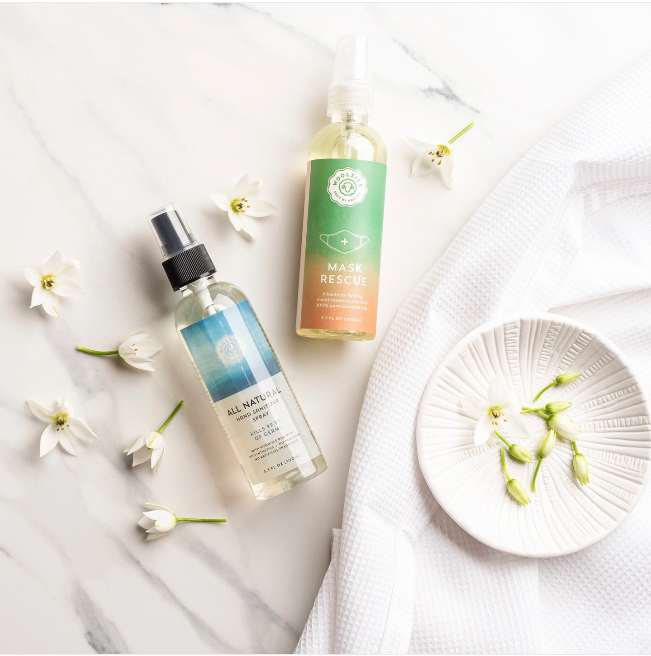 Woolzies Mask Rescue Spray