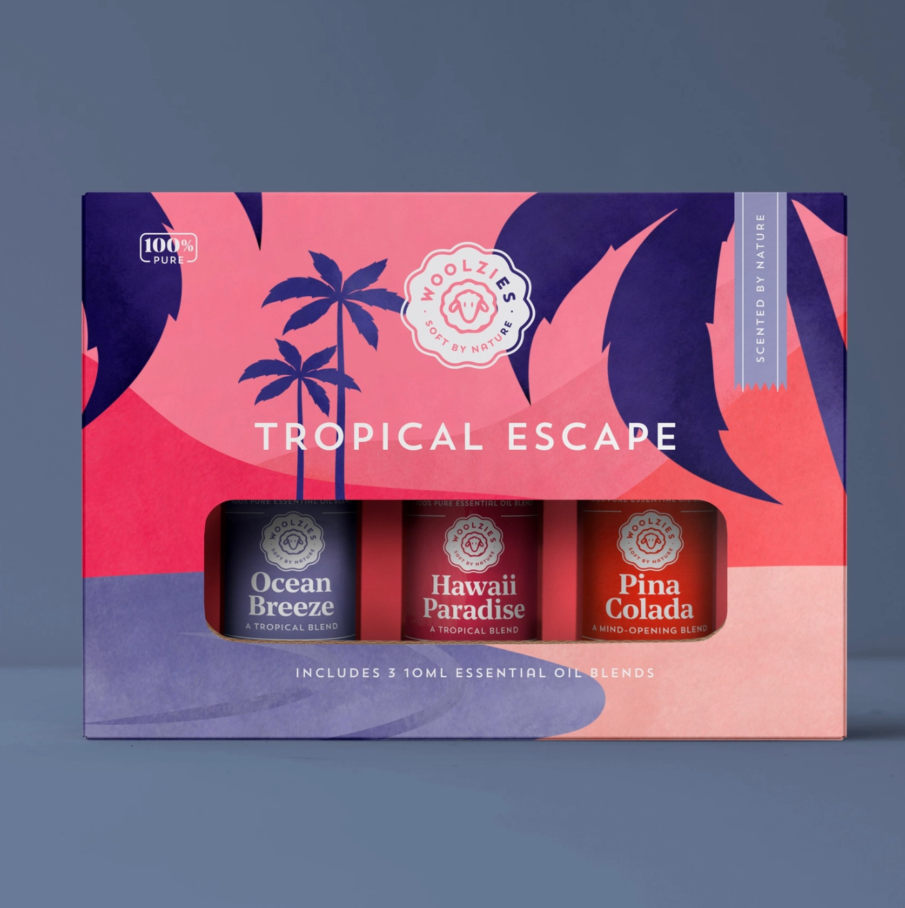 Woolzies The Tropical Escape Collection