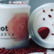 Nature's Artifacts Root Chakra Crystal Candle for First Chakra