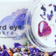 Nature's Artifacts Third Eye Chakra Crystal Candle for Sixth 11 oz.
