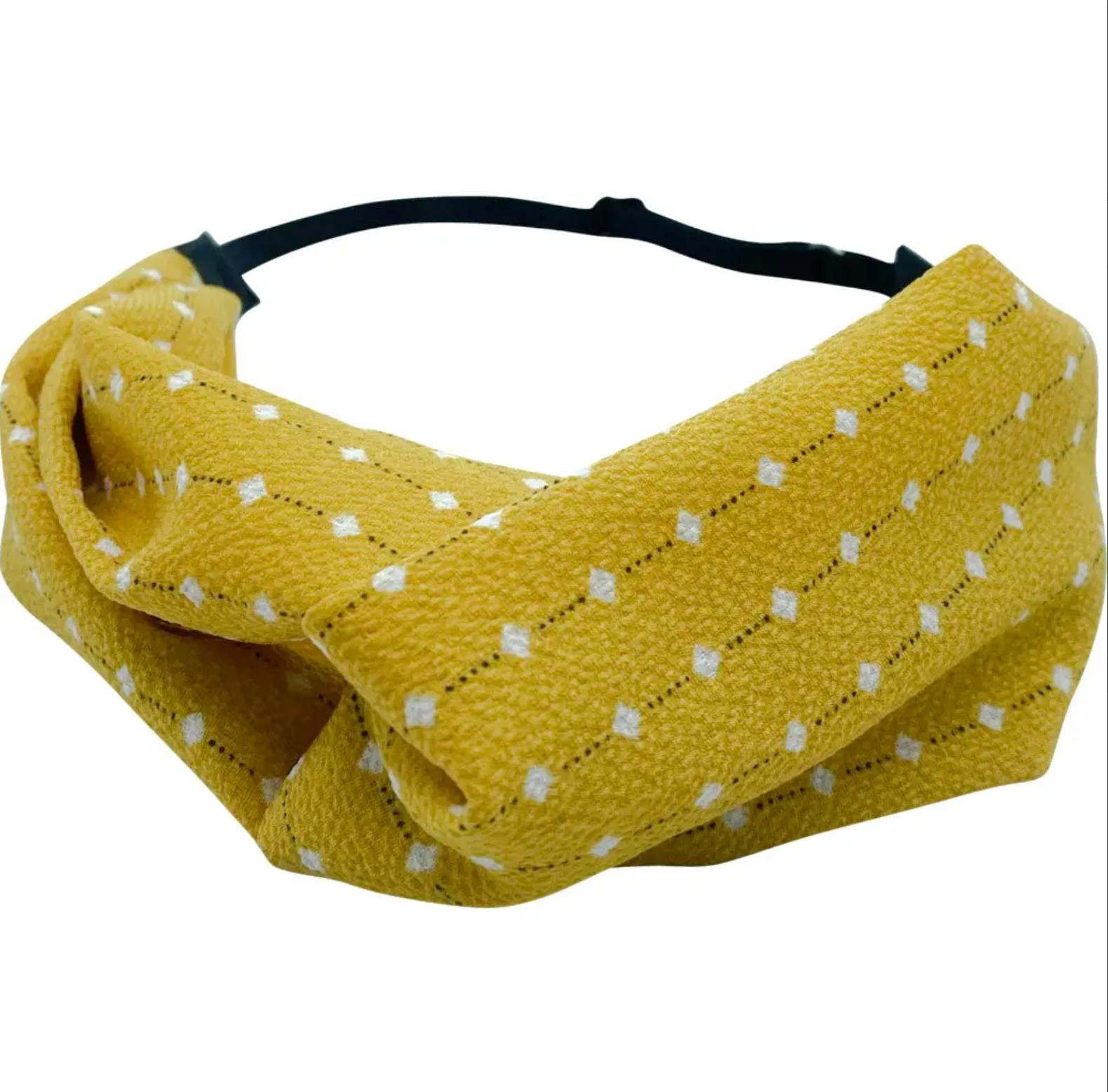 Headbands of Hope Adjustable Twist Turban