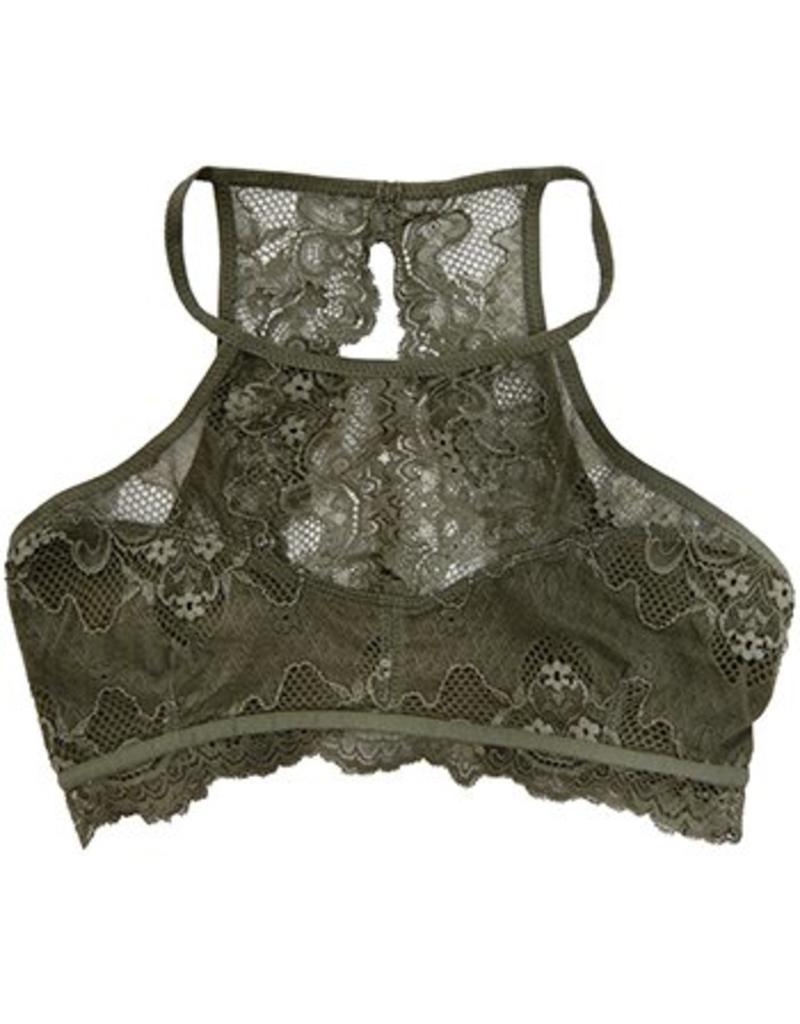 cf304b90c1d Yahada Lace Back Bra with Hook - El Boutique LLC