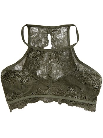 Yahada Lace Bra With Back Hook