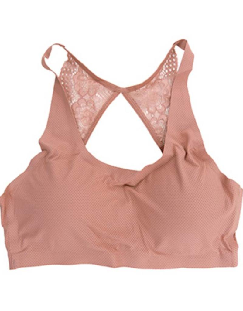 42da3339926 Yahada Bra With Lace Back - El Boutique LLC