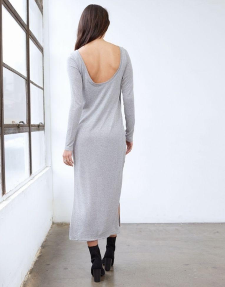 3DOTS Sparkle Sweater Midi Dress