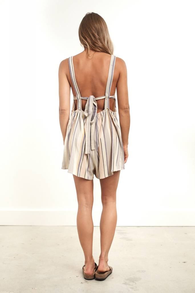 Saltwater Luxe Canyon Romper