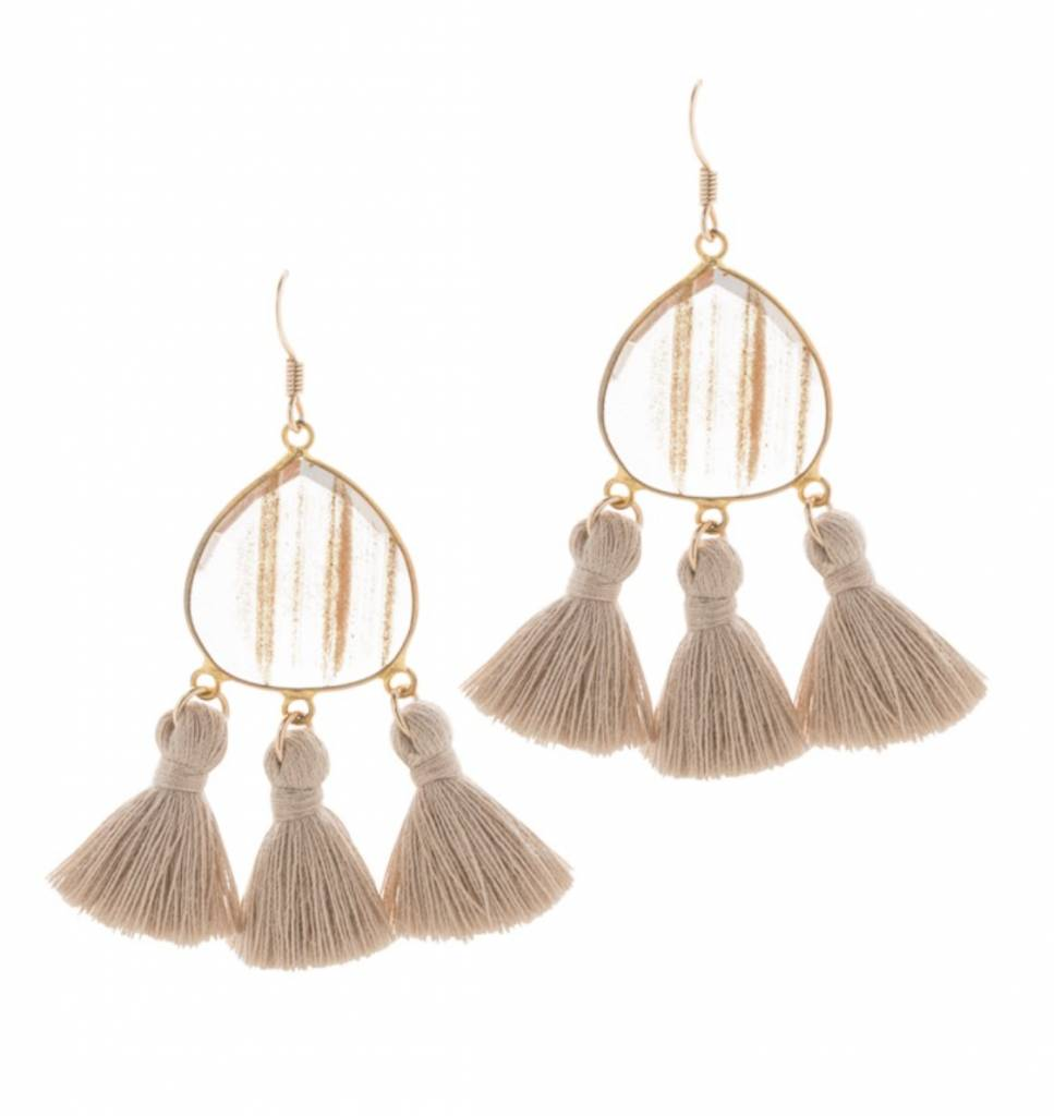 Love's Affect The Lacey Earrings
