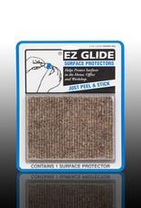 EZ Glide EZ Glide Felt Floor Protectors, Pad,1 per Package