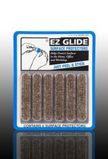 EZ Glide EZ Glide Felt Floor Protectors, Strips, 6 per Package