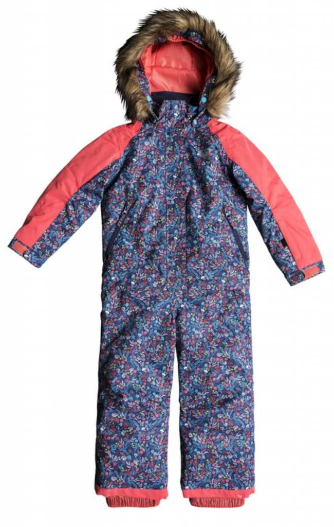 db2b4c0df 2018/19 Roxy Girls Paradise Jumpsuit Snow Suit | Canada - Mountain ...