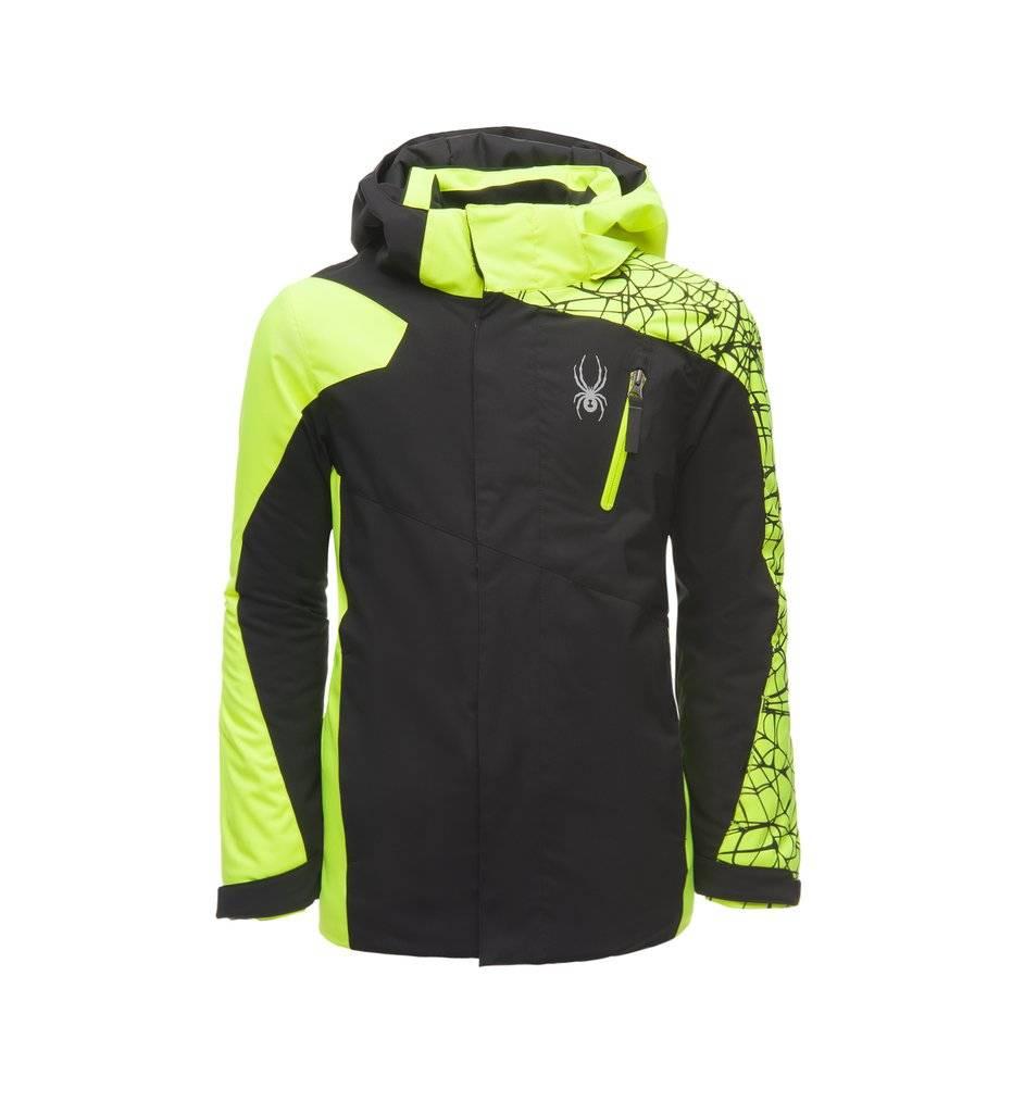 Spyder 2018/19 Spyder Boys' Guard Jacket   8-16 yrs   Canada