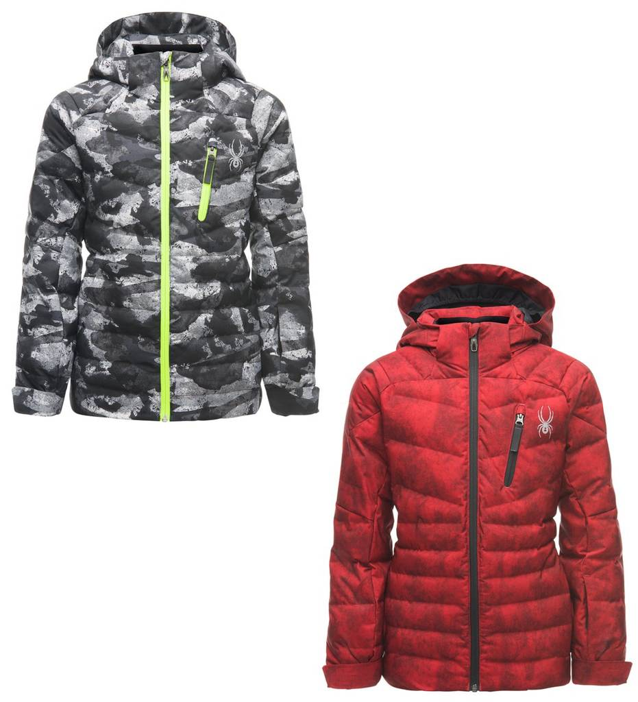 Spyder 2018/19 Spyder Boys' Impulse Synthetic Down Jacket | 8-16 yrs