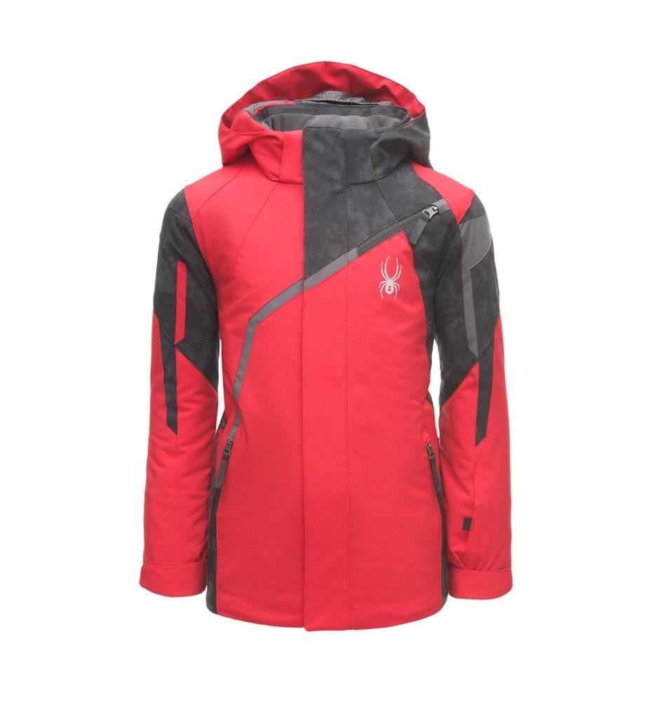 d399a0fe6 2018 19 Spyder Boys  Challenger Ski Jacket