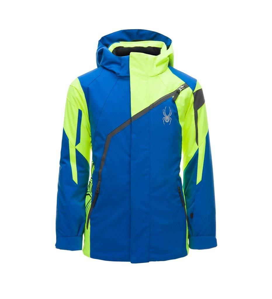 Spyder 2018/19 Spyder Boys' Challenger Ski Jacket | 8-16 yrs