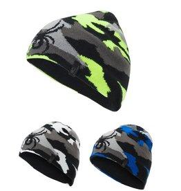 Spyder 2018/19 Spyder Boys' Ambush Hat | 8-16 yrs