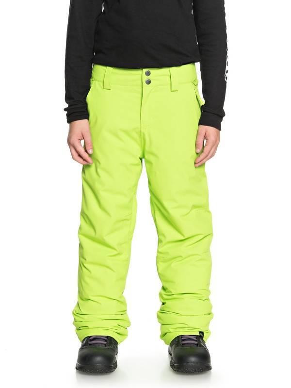 Quiksilver 2018/19 Quiksilver Boys' Estate Snow Pants | 8-16 yrs
