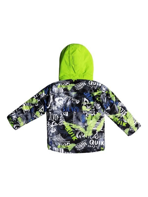 Quiksilver 2018/19 Quiksilver Boys' Little Mission Snow Jacket | 2-7 yrs
