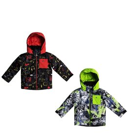 Quiksilver 2018/19 Quiksilver Boys' Little Mission Snow Jacket | 2-7 yrs