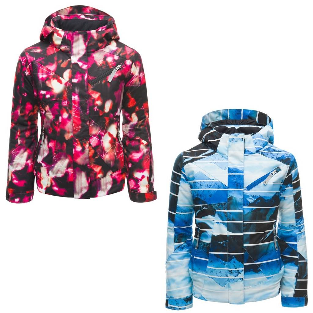 Spyder 2018/19 Spyder Girls' Lola Ski Jacket | 8-16 yrs