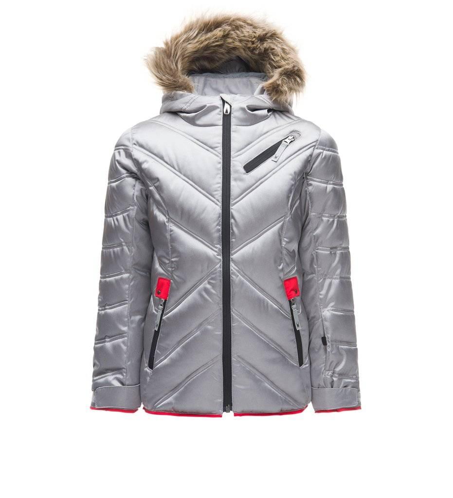 8c42ffe02 2018/19 Spyder Girls' Atlas Synthetic Down Jacket | 8-16 yrs | Canada