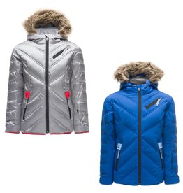 Spyder 2018/19 Spyder Girls' Atlas Synthetic Down Jacket | 8-16 yrs