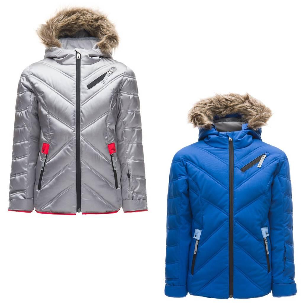 Spyder 2018/19 Spyder Girls' Atlas Synthetic Down Jacket | 8-16 yrs