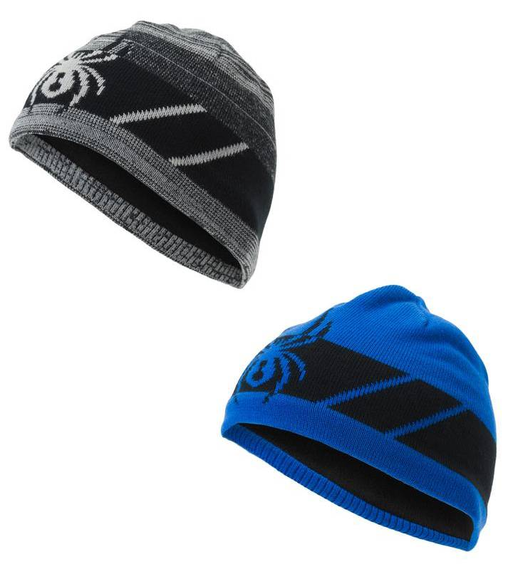 Spyder 2018/19 Spyder Boys' Shelby Hat | 8-16 yrs