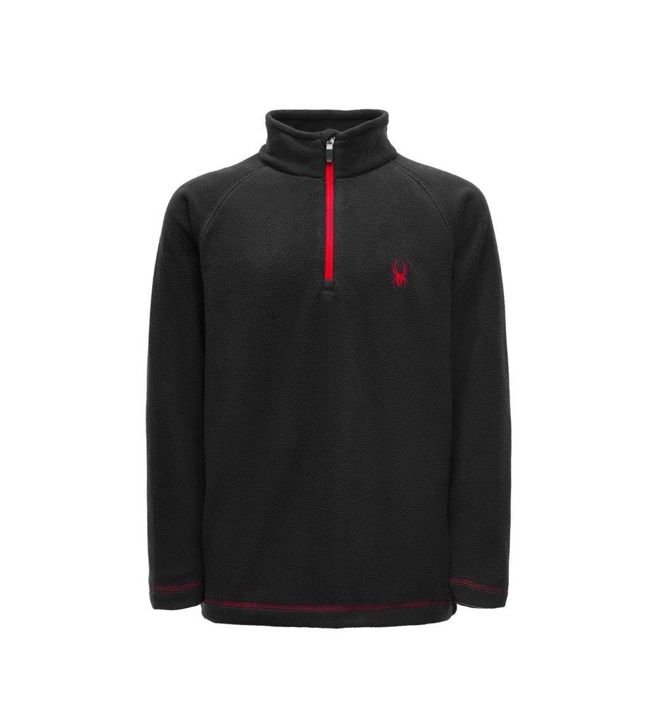 Spyder 2018/19 Spyder Boys' Speed Fleece Top | 8-16 yrs