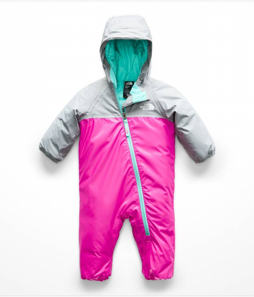 The North Face 2018/19 North Face Infant Insulated Tailout One Piece Snow Suit | 0-24 months