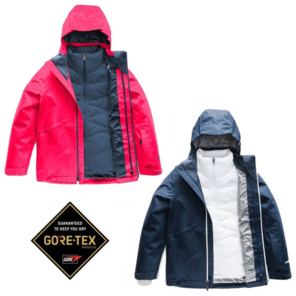 fad7c0db4 201819 North Face Girls  Fresh Tracks GORE-TEX Jacket