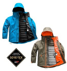 The North Face 2018/19 North Face Boys' Fresh Tracks GORE-TEX Tri-Climate Jacket | 5-18 yrs