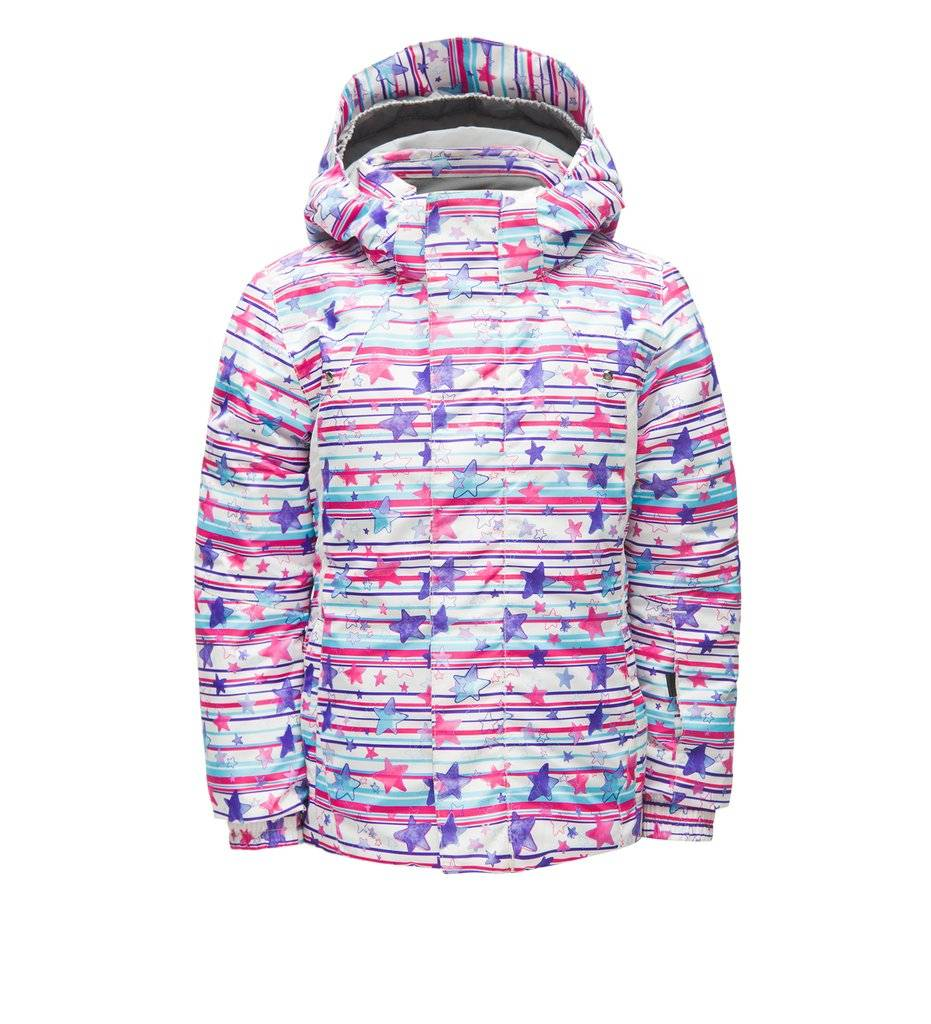 Spyder 2018/19 Spyder Girls Bitsy Glam Ski Jacket | 3-7 yrs