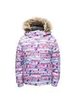 Spyder 2018/19 Spyder Bitsy Girls' Lola Ski Jacket | 3-7 yrs