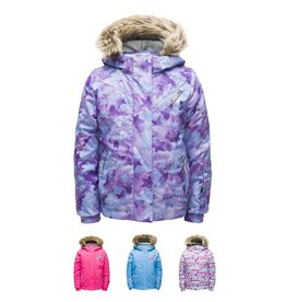 Spyder 2018/19 Spyder Bitsy Girls' Lola Ski Jacket | 3-7 yrs