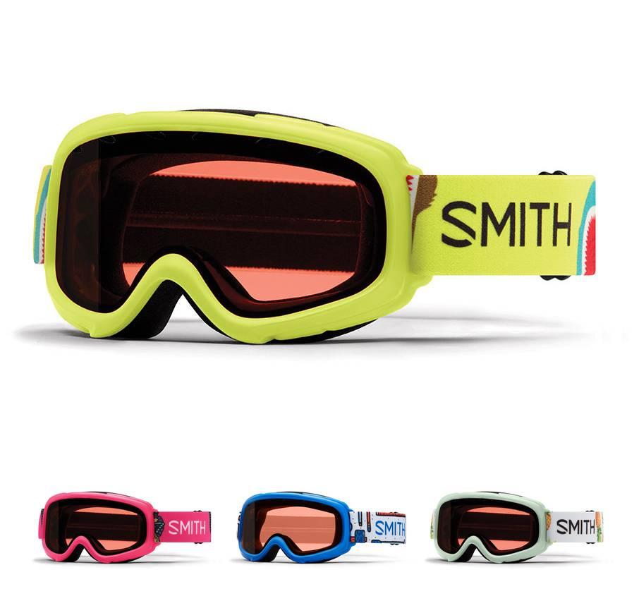 Smith 2018/19 Smith Gambler Junior Snow Goggles | 4-8 yrs