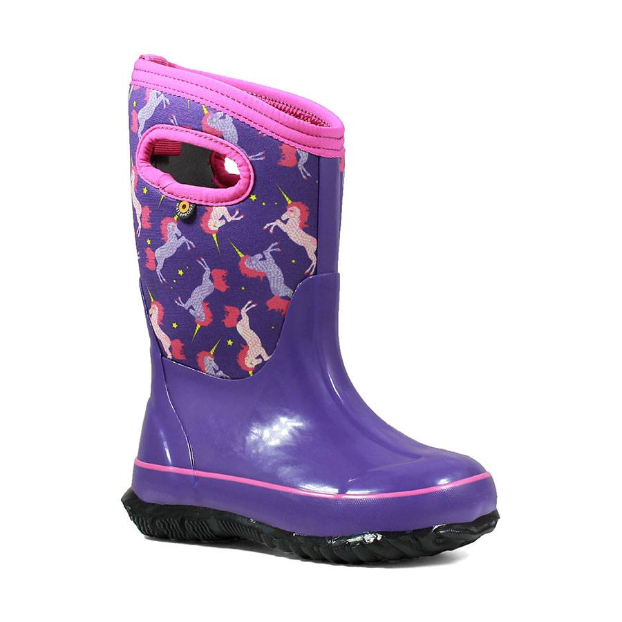 2018/19 BOGS Kids Classic Winter Boots | CANADA - Mountain