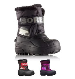 Sorel Sorel Children's Snow Commander Winter Boots | Sizes 8-12