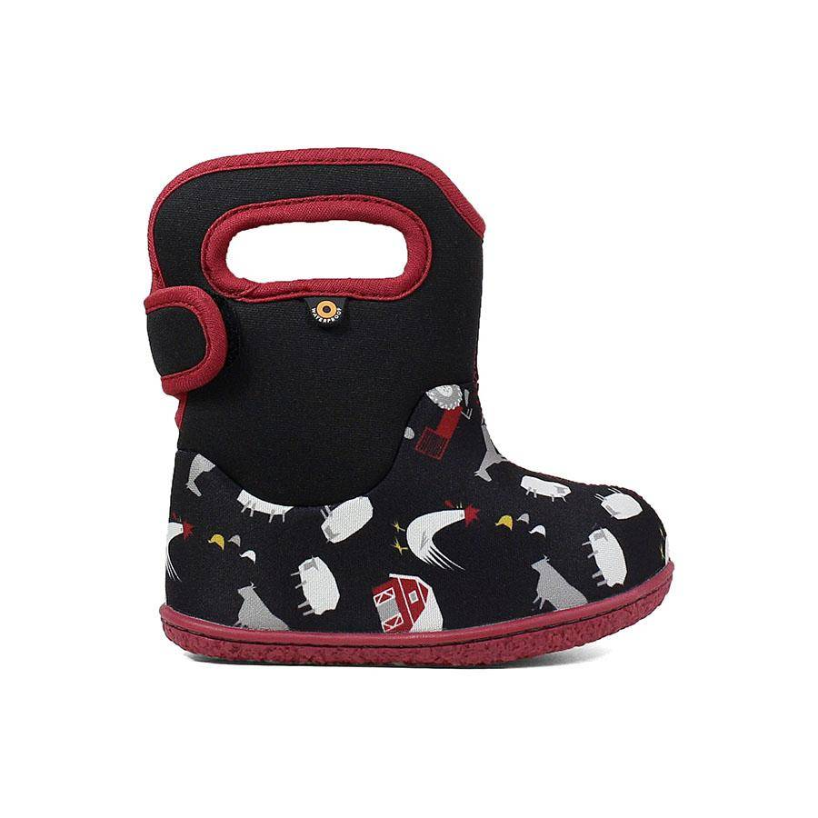 Bogs Baby BOGS Farm Winter Boots | Sizes 4-8