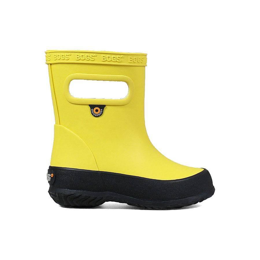 Bogs BOGS Kids Skipper Solid Waterproof Boots